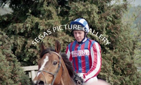 The Jockey Tony Dobbin @ Cheltenham on the 15th April 2004